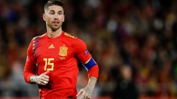 Рамос не планирует завершать карьеру в сборной Испании