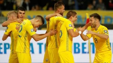 Еще 3 игрока сборной Украины заразились коронавирусом