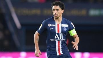 Маркиньос готов остаться в «ПСЖ» до конца карьеры