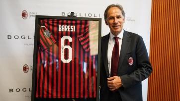 Барези: «Раньше это был ненастоящий «Милан», но теперь он может соперничать со всеми»