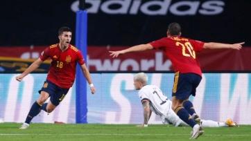 Испания – Германия – 6:0. 17.11.2020. Обзор и видео матча