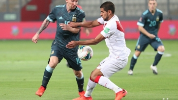 Перу – Аргентина – 0:2. 17.11.2020. Обзор и видео матча