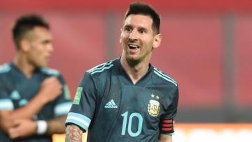 Месси: «Каждый раз в сборной Аргентины готов биться за эту футболку»