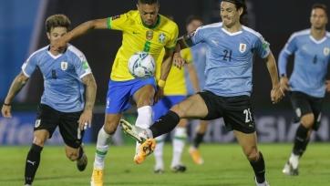 Уругвай – Бразилия – 0:2. 17.11.2020. Видео и обзор матча