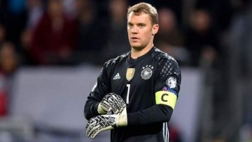 Нойер стал главным гвардейцем сборной Германии среди голкиперов