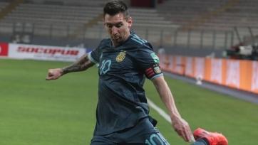 Месси стал автором исторического достижения в сборной Аргентины