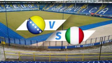 Босния и Герцеговина – Италия. 18.11.2020. Где смотреть онлайн трансляцию матча