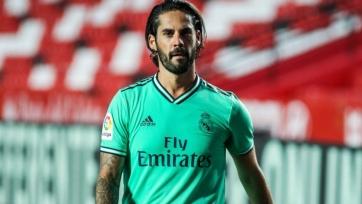 «Реал» выставил Иско на трансфер