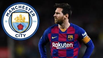 «Манчестер Сити» предпримет в январе очередную попытку подписать Месси