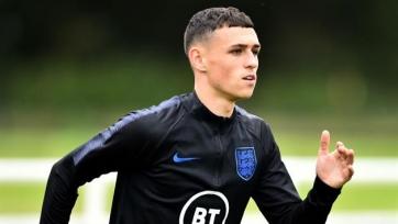 Фоден: «У Англии много молодых и талантливых игроков»