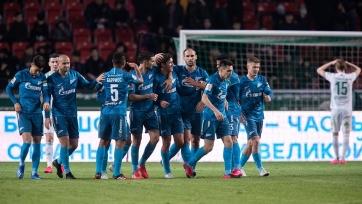 «Зенит» – самый популярный футбольный клуб России в соцсетях