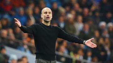 Гвардиола прокомментировал продление контракта с «Манчестер Сити»