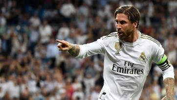 Рамос пропустит 3 матча «Реала»