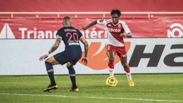 Чемпионат Франции. «Монако» добыл невероятную победу, проигрывая «ПСЖ» в два гола