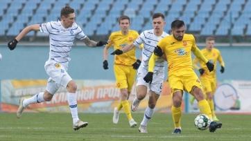 «Динамо» Киев обыграло «Ингулец» и упрочило свое лидерство в УПЛ