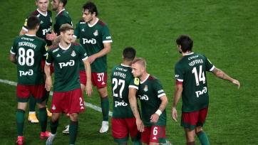 «Локомотив» минимально переиграл «Арсенал»