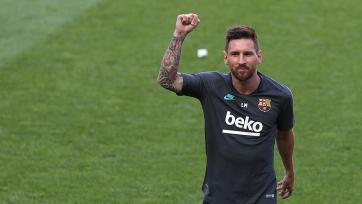 Месси проводит 800-й матч за «Барселону»