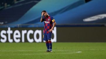 Уткин: «Барселона» сохранила Месси, но не его гений»