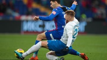 ЦСКА и «Сочи» разошлись миром