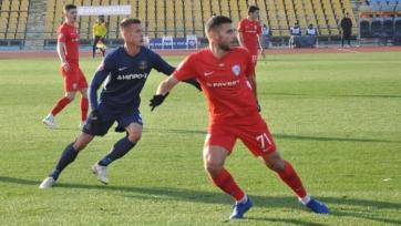 «Минай» одержал в большинстве волевую победу над «Днепром-1»