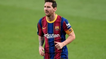 «Манчестер Сити» отказался от идеи подписать Месси
