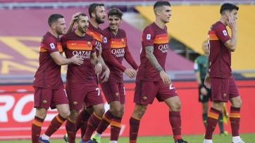 «Рома» - «Парма» - 3:0. 22.11.2020. Видео и обзор матча