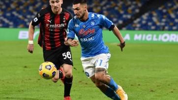 «Милан» в гостях обыграл «Наполи» и вернулся на первое место