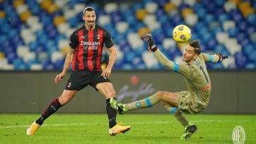 «Наполи» – «Милан» – 1:3. 22.11.2020. Видео и обзор матча