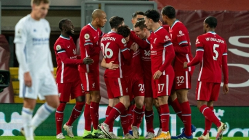«Ливерпуль» установил клубный рекорд в АПЛ