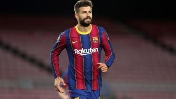 Руководство «Барселоны» обсудит кандидатуры игроков на замену Пике
