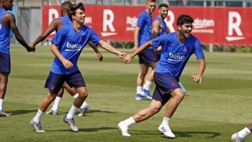 «Бетис» хочет заполучить одного из молодых игроков «Барселоны»
