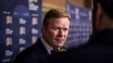 Куман: «Ситуация в Лиге чемпионов для нас очень комфортная»