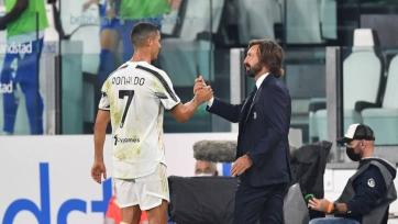 Пирло: «Отношусь к Роналду так же, как и к другим игрокам клуба»