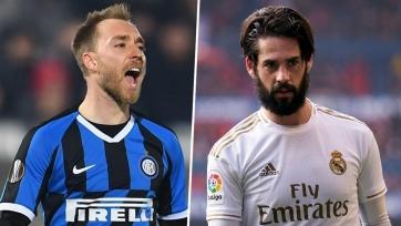 «Интер» и «Реал» ведут переговоры об обмене игроками