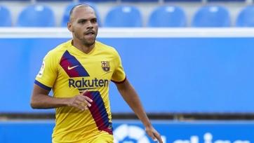 «Барселона» может вернуть Брэйтуйэта «Леганесу»