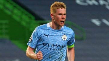 Де Брюйне согласовал новый контракт с «Манчестер Сити»