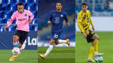 Восходящие звезды из США: 5 американских футболистов, которые сделают себе имя в в Европе