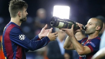 «Барселона» хотела вернуть Маскерано в качестве замены травмированному Пике
