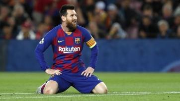 Это'О: «Месси даст «Барселоне» еще несколько лет, но он стареет»