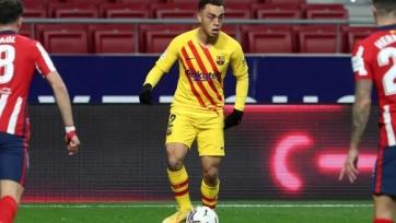 Дест открыл счет свои голам за «Барселону»