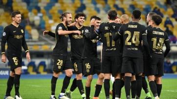 «Зенит» уступил в Риме «Лацио», «Барселона» разбила «Динамо» Киев, «Ювентус» еле справился с «Ференцварошем»