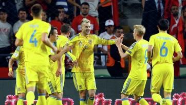 Сборной Украины присудили техническое поражение в матче против Швейцарии