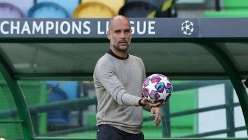 Гвардиола установил тренерский рекорд в Лиге чемпионов
