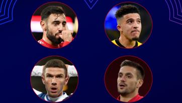 Названы 4 претендента на приз лучшему игроку недели в Лиге чемпионов