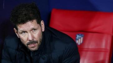 Симеоне: «У «Атлетико» было достаточно шансов на победу»