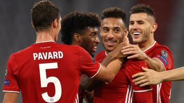 «Бавария» повторила рекордную победную серию в евротурнирах