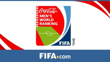 Сборная России утратила 5 позиций в рейтинге ФИФА, команда Украины – одну