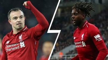 «Ливерпуль» хочет продать двух игроков на 30 млн фунтов