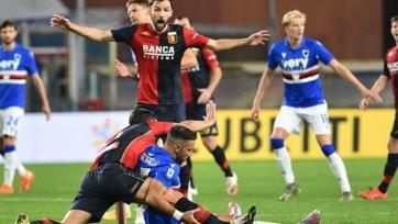 «Дженоа» обыграл «Сампдорию» в рамках 1/16 Кубка Италии