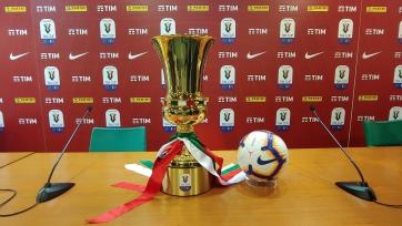 Определились все пары 1/8 финала Кубка Италии